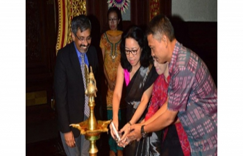 Inauguration of Vibrant India Programme