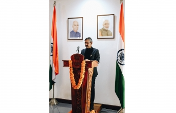 Republic Day of India, Celebration of 70th Republic Day of India, on 26 January 2019 at the Consulate General of India, Bali